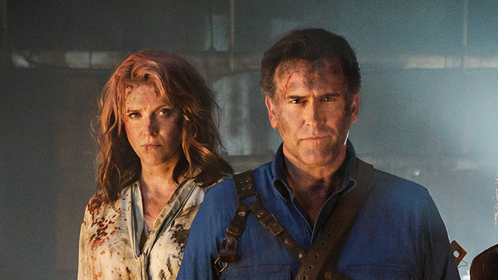 Here's Your First Look At ASH VS EVIL DEAD Season 2 (Exclusive)