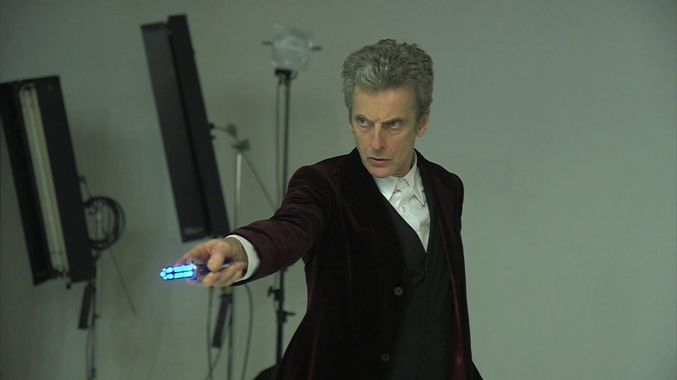 DOCTOR WHO Might Not Be Losing Peter Capaldi Just Yet