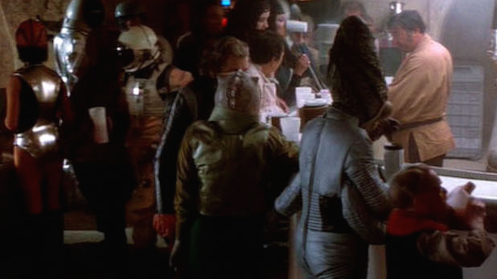 A STAR WARS Pop-Up Cantina Is Coming to Hollywood (Exclusive)