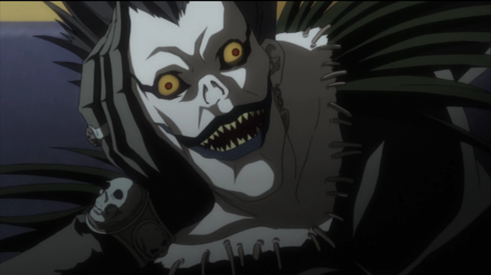 DEATH NOTE Director Wanted David Bowie and Prince to Play Death God Ryuk