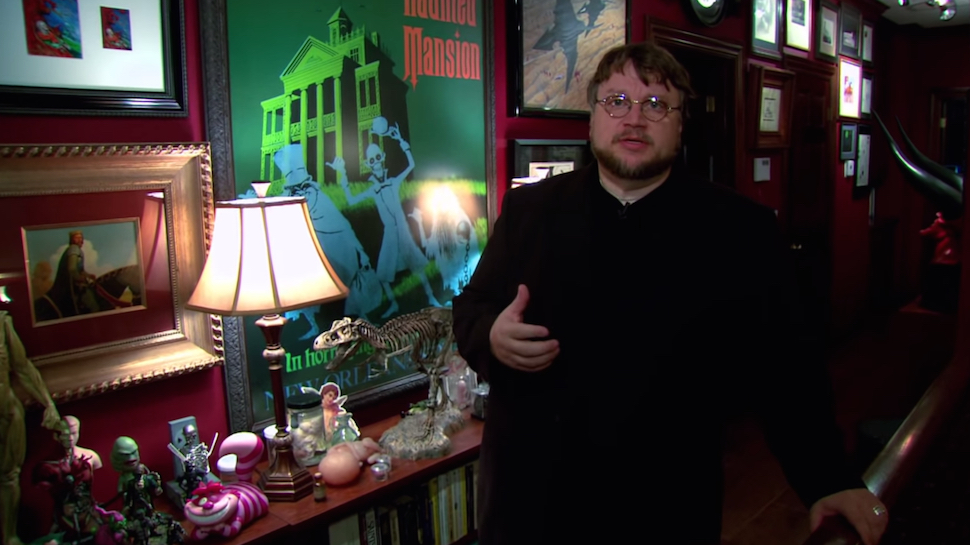Guillermo del Toro Is Getting a Comic-Con Exclusive Action Figure of Himself