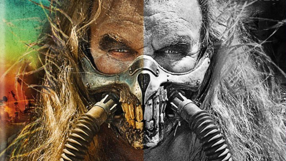 """MAD MAX: FURY ROAD """"Black & Chrome"""" Edition Coming to Blu-ray"""
