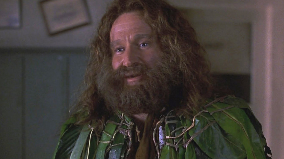 Robin Williams' JUMANJI Character Will Play a Big Role in the Sequel