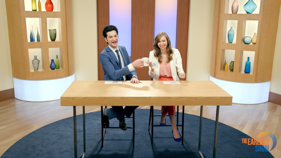 Why Ben Schwartz Loves THE EARLIEST SHOW and What His STAR WARS Future Holds