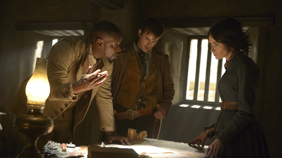 """TIMELESS Recap: """"The Alamo"""" Was One to Remember"""