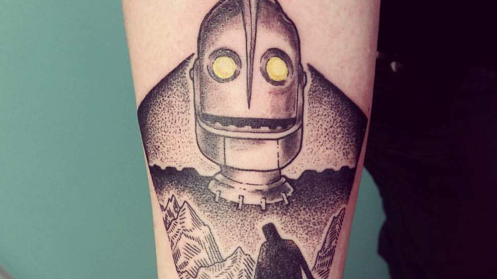 Inked Wednesday #112 – IRON GIANT, DUNE, and More Geeky Tattoos