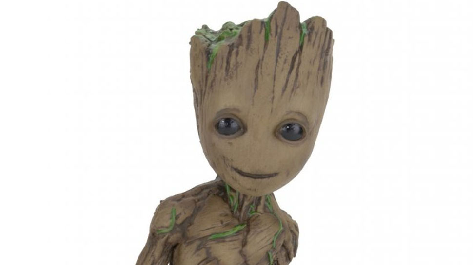 Soon You Can Own a Life-Sized Replica of GUARDIANS OF THE GALAXY VOL. 2's Baby Groot