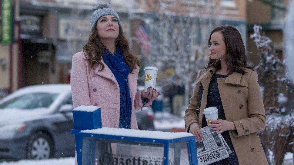 Is More GILMORE GIRLS Coming to Netflix?