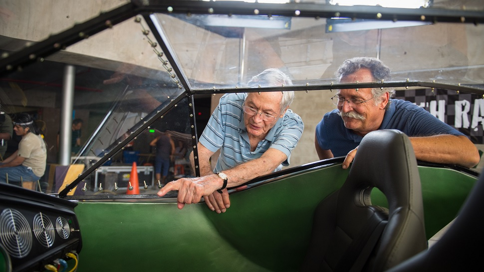 Roger Corman on Why DEATH RACE 2050 is the Action Satire for Today