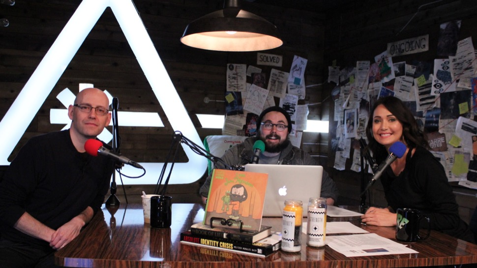 Bizarre States #120: Friday The 13th with Brad Meltzer