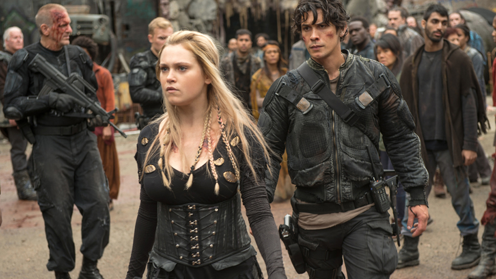 THE 100 Season 4: Eliza Taylor Dives Deep into Clarke Finally 'Stepping Up' and Becoming a Leader