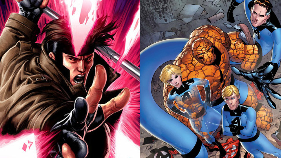 Simon Kinberg Discusses Future GAMBIT and FANTASTIC FOUR Movies