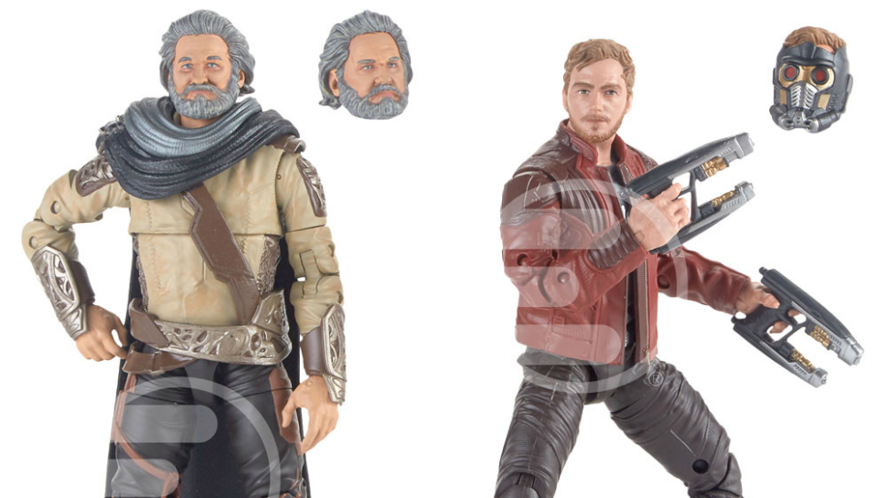 Kurt Russell's Ego Gets an Exclusive GUARDIANS OF THE GALAXY Action Figure From Entertainment Earth