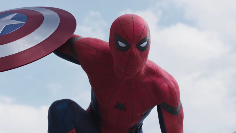 Somebody Made a Real-Life SPIDER-MAN Mask With Shutter Lenses