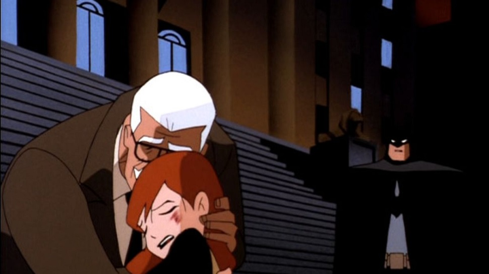 BATMAN Reanimated – 'Over the Edge' is Sheer Perfection