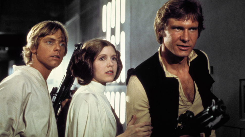 Watch STAR WARS Celebration Live Stream of the 40 Years of STAR WARS Panel