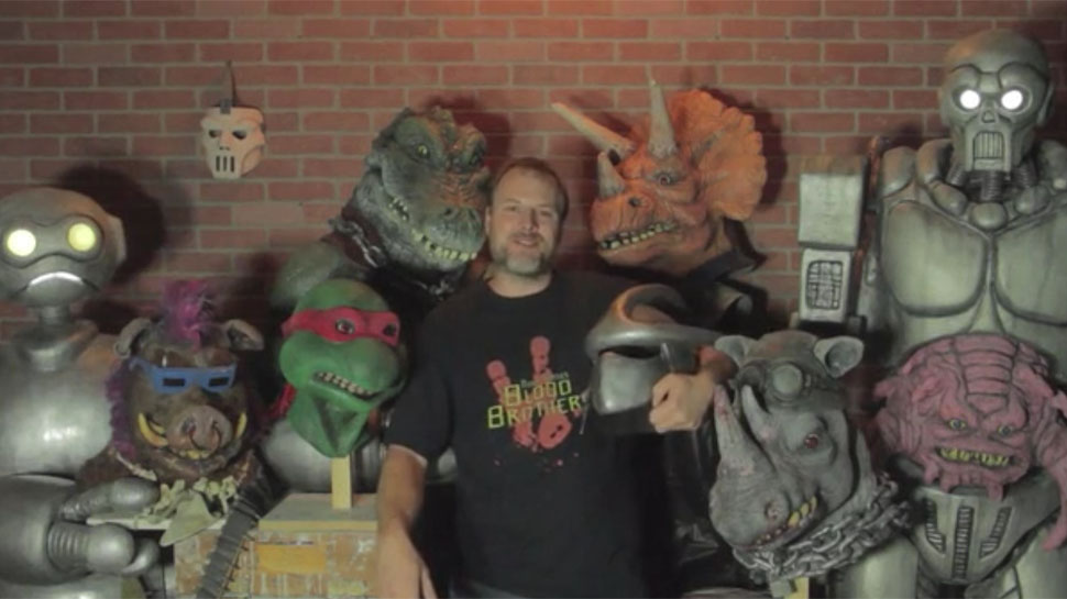 Pickstarter: A NINJA TURTLES Fan Film With Practical Effects and Costumes