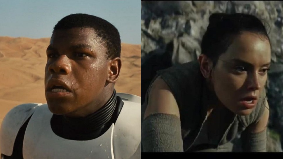 How THE LAST JEDI Trailer Mirrors the First One for THE FORCE AWAKENS