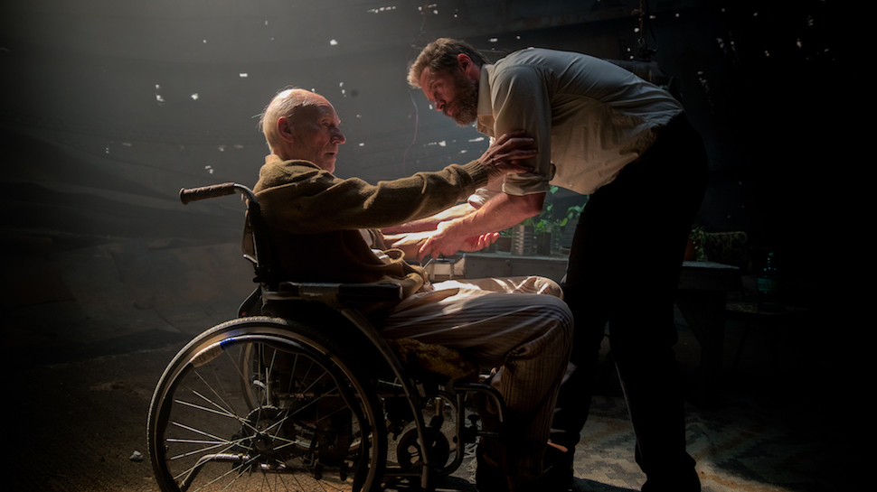 LOGAN Director Explains How He Froze Time with Professor X