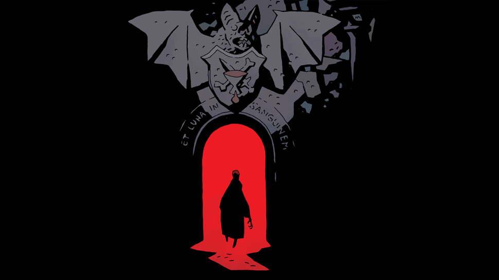 MR. HIGGINS COMES HOME is Mike Mignola's Latest Vampire Epic