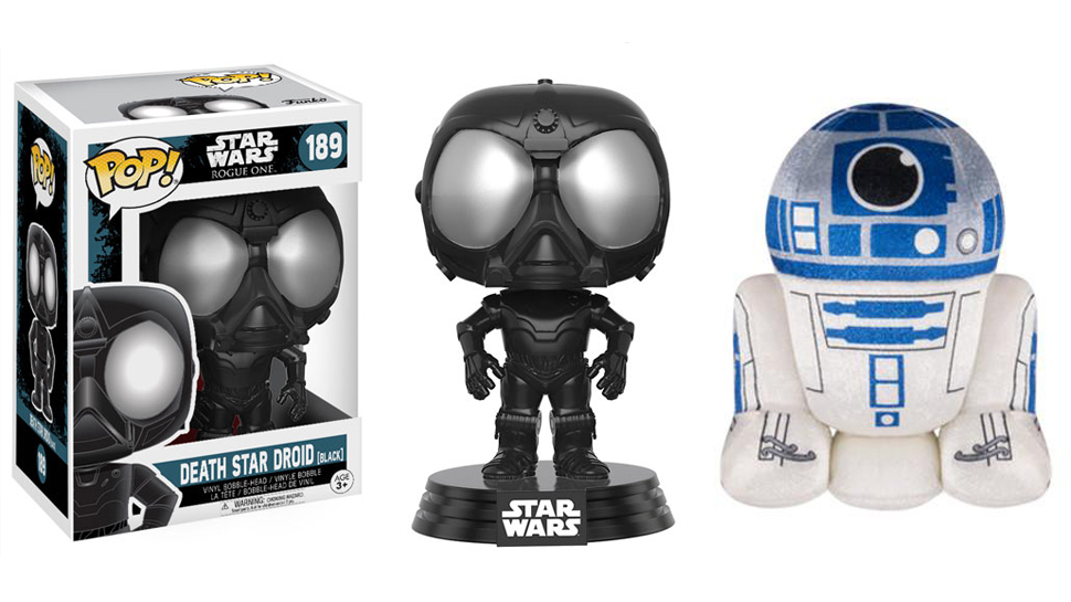 Funko Reveals New STAR WARS Galactic Plushies and ROGUE ONE Pops!