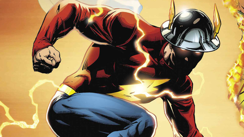 """The Reverse-Flash Meets """"God"""" in THE FLASH #22 (Exclusive)"""
