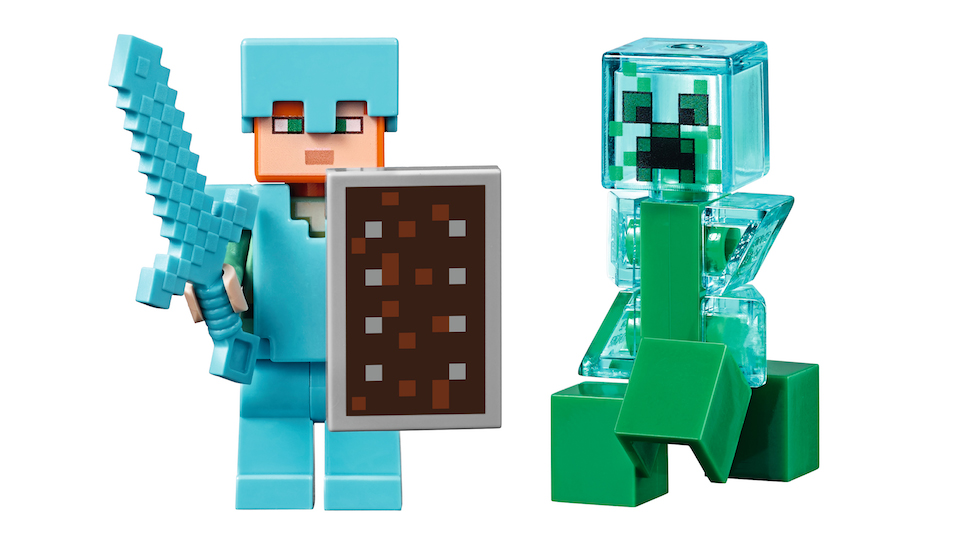 This is the Massive MINECRAFT LEGO Set We've Been Dreaming of