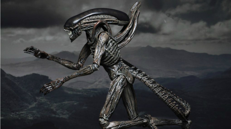 NECA Reveals Previously Secret ALIEN: COVENANT Action Figures (SPOILERS)